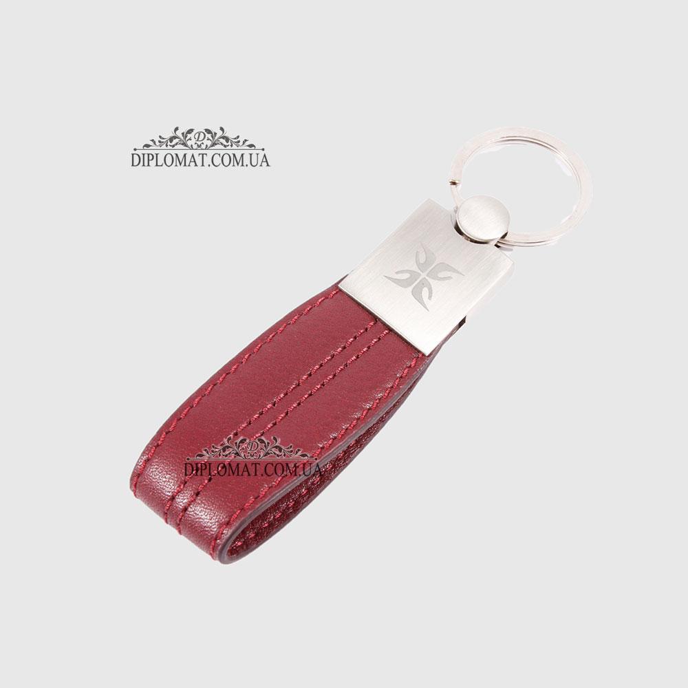 Брелок TERGAN 0237  BORDO ARSEL Бордовый Бордовый/Пурпурный
