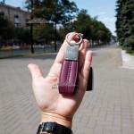 Брелок TERGAN 0237  MOR ARSEL Пурпурный