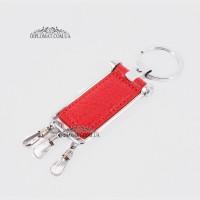 Брелок кожаный для ключей TERGAN 0241 KIRMIZI FLOATER