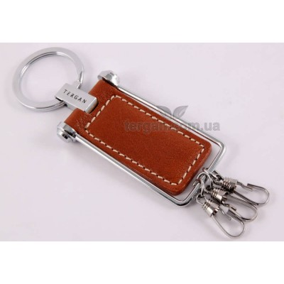 Брелок кожаный для ключей TERGAN 0241 TABA ARSEL