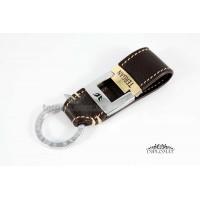 Брелок кожаный для ключей TERGAN 0242 KAHVE ARSEL