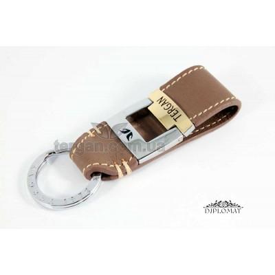 Брелок кожаный для ключей TERGAN 0242 KUM ARSEL
