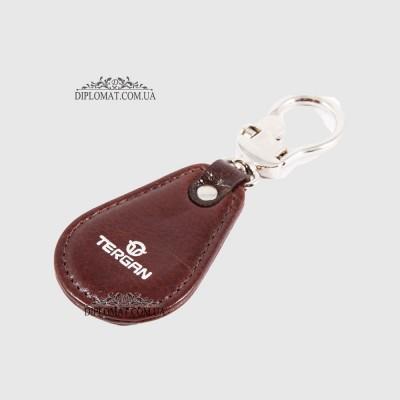 Брелок кожаный для ключей TERGAN 0141 KAHVE VEGA