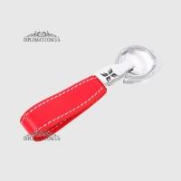 Брелок кожаный для ключей TERGAN 0248 KIRMIZI ARSEL Красный