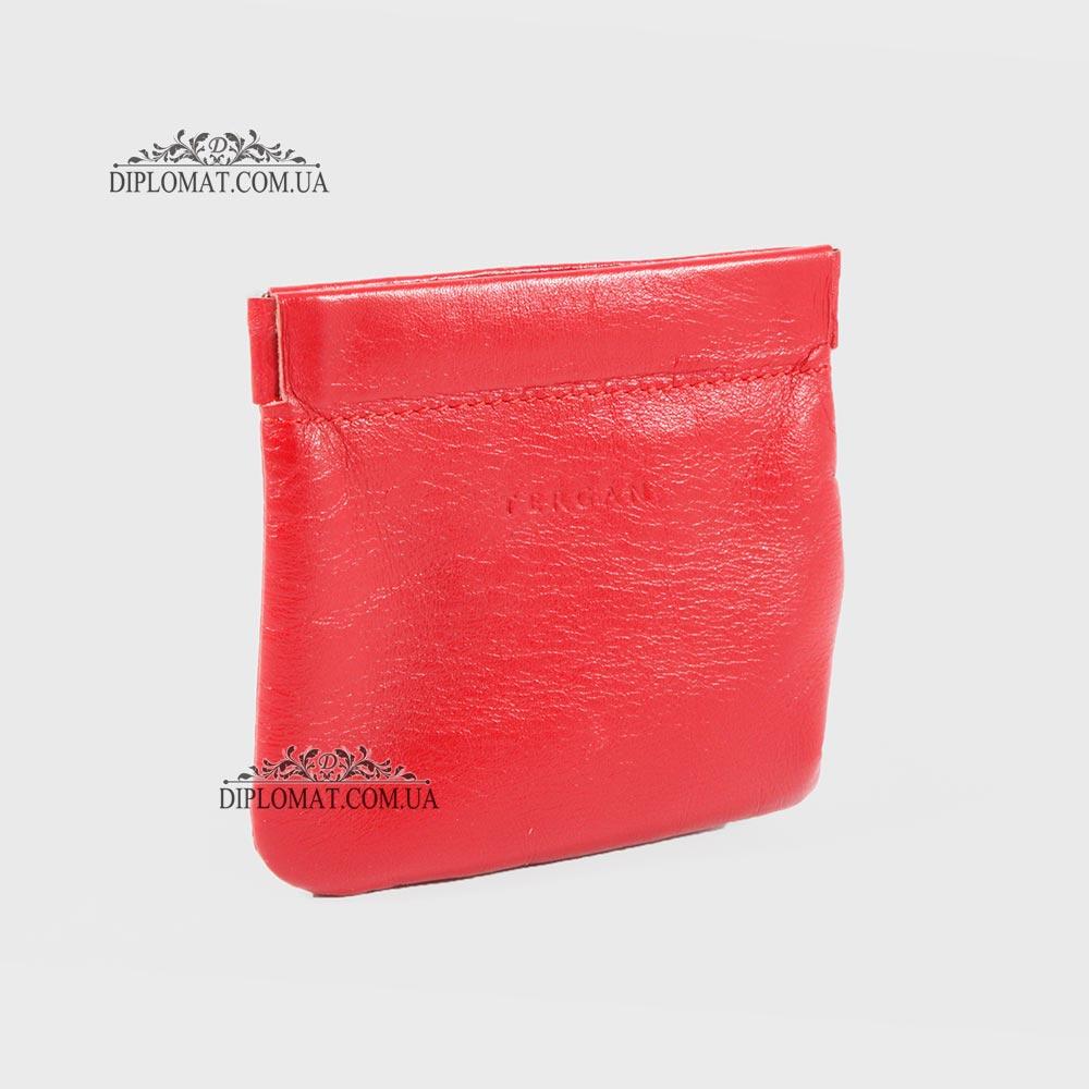 Ключницы кожаные TERGAN 0249  KIRMIZI RUSTIC Красный